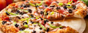 פיצה טעימה