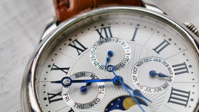 שעון לגבר